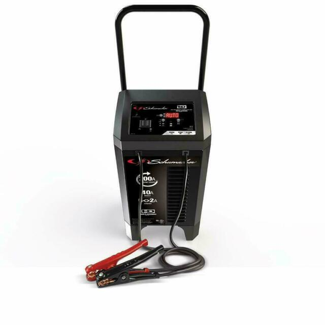 Schumacher SC-1200A-CA SpeedCharge 12Amp 6//12V Fully Automatic Battery Charger