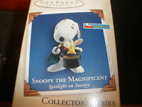 Hallmark Spotlight On Snoopy Series Snoopy The Magnificent 8 In Series 2005