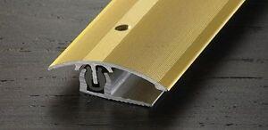 PROVARIO Universal Anpassungsprofil Höhenverstellbar von 2-18 mm 100 cm lang