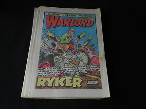 Warlord Comic issue 263 October 6th 1979