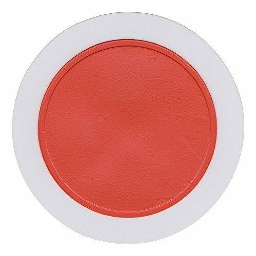 Orange Easy Fit /& Removal Car Parking Permit Holder Road Tax Disc Holder