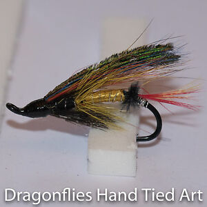 30 Weighted Egg Flies Size 10 Trout fly fishing flies 10 colours by Dragonflies