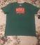 NWT Nike Men/'s T-Shirt Athletic Cut Graphic Tee Green Orange Size M-4XL