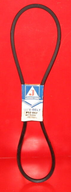 "Johnstone 5L600G V Belt B57 / 21/32 x 60"" Free Shipping"