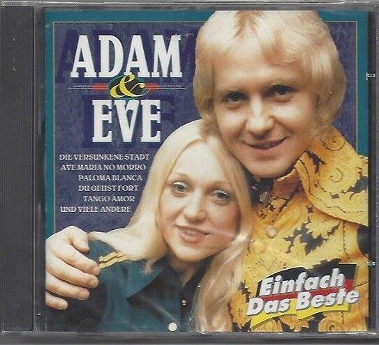 ADAM & EVE / EINFACH DAS BESTE * NEW CD * NEU *