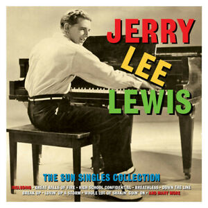 JERRY-LEE-LEWIS-THE-SUN-SINGLES-COLLECTION-2-CDS-NEW