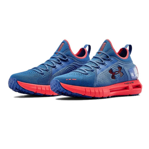 Under Armour Mens HOVR Phantom SE Running Shoes Trainers Sneakers Blue Sports
