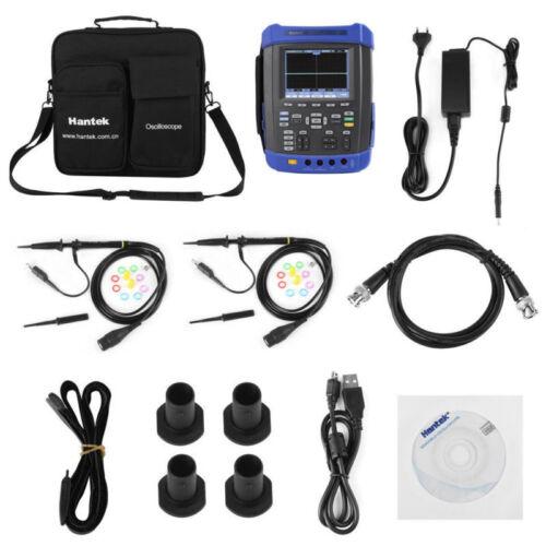 Afg 6in1 Hantek Osciloscopio 70MHz-200MHz DSO8000E 2CH 1GSa//S Dmm Dso