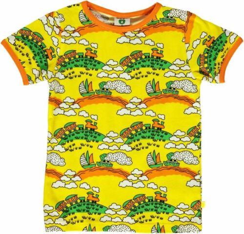 SMAFOLK organic cotton T shirt TRAIN