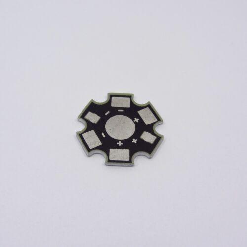 1W//3W//5W LED luz de aluminio placa de alimentación PCB placa de circuito tipo diferente