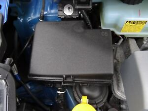 Details about TOYOTA YARIS 2013 - 2017 Fuse Box on
