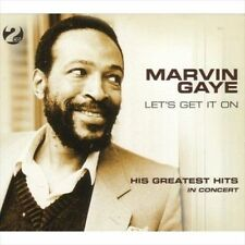 Let's Get It On: His Greatest Hits in Concert by Marvin Gaye (CD, Feb-2008, 2...