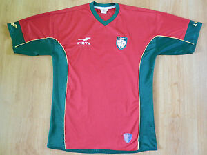 Maillot Football Portuguesa Lusa Football Shirt #11 Sao Paulo Bresil Brasil
