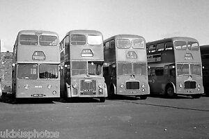 Ribble Blackpool Aug 1984 Bus Photo B