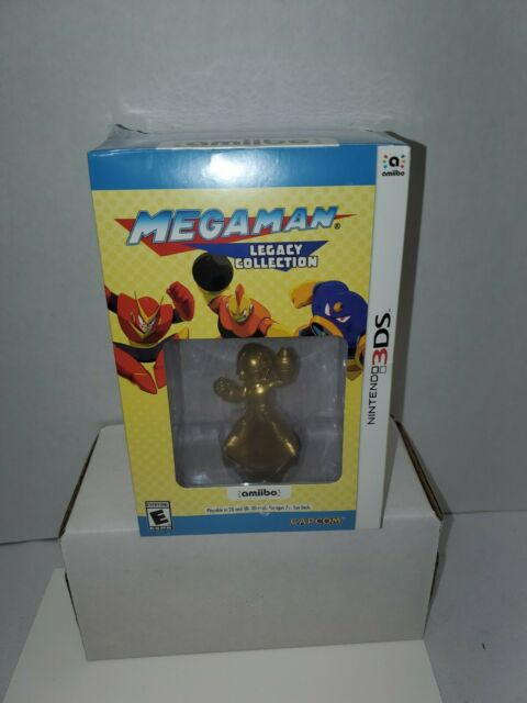 Mega Man Legacy Collection: Collector's Edition, Nintendo 3DS, Factory SEALED!