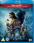 Beauty The Beast Blu-ray 3D 2017 Region