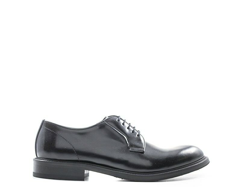 Zapatos PAWELK'S Hombre negro Cuero natural 16615RENE
