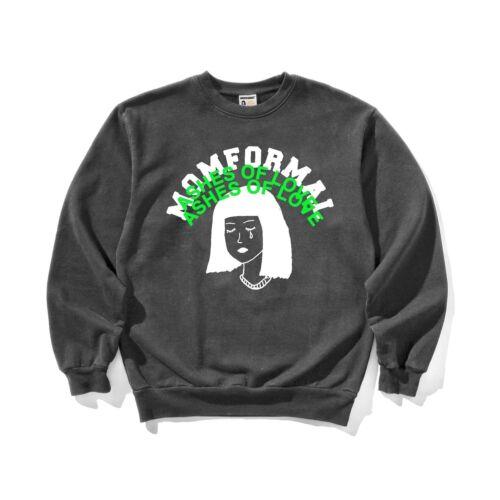 Size Medium Sweater Crewneck Momformal Dark Grey xqPnIp