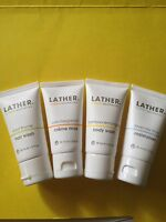 Lather Modern Apothecary - Hair Wash, Creme Rinse, Body Wash, Moisturizer, Soap