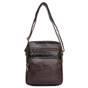Mens Travel Messenger Bag Shoulder Bags Small Satchel Outdoor Sports ... 4f4350dff935d