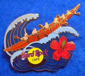 Honolulu-Hawaiian-Islanders-Canoe-Course-Big-Wave-2002-Hibiscus-Hard-Rock-Cafe