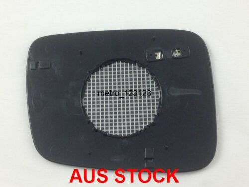 RIGHT DRIVER SIDE VW TRANSPORTER T4 1992-2004 HEATER MIRROR GLASS