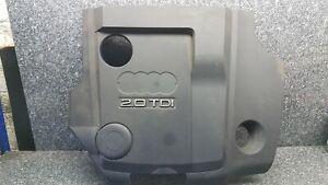 Audi-A6-4-F-C6-Avant-2005-2011-2-0-TDI-BLB-Moteur-Cover-Panel-03G103925AT-N7F
