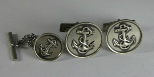 Vintage 1950s HARVEY AVEDON Sterling Nautical Anch