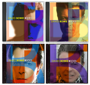 DAVID BOWIE 8 CD B-Sides & Unreleased Tracks 149 songs Incredible Collection