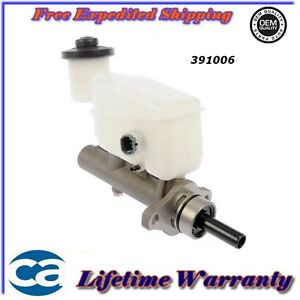 Brake Master Cylinder Fits 07//09 Toyota Yaris 1.5L Automatic Trans