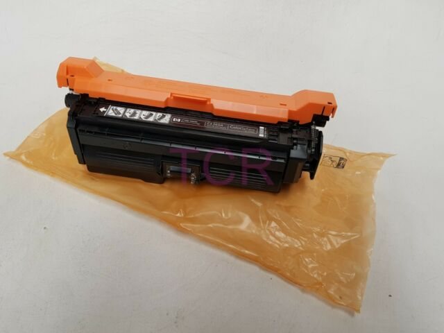 HP Genuine CE260A Black Toner Cartridge 647A For CP4025 CP4525