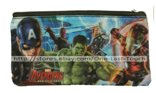 *FAST FORWARD Zippered Pouch FOR BOYS Pencil Bag GREAT FOR SCHOOL *YOU CHOOSE*