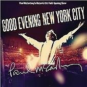 Paul McCartney - Good Evening New York City (Live Recording)