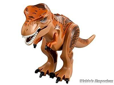 Lego Jurassic World Dinosaur T-REX, from set 75918 T.rex Tracker, New in Pkg