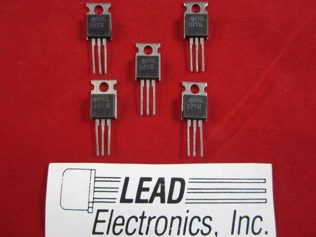 Motorola brand TIP110 Darlington Transistor Lot of 4