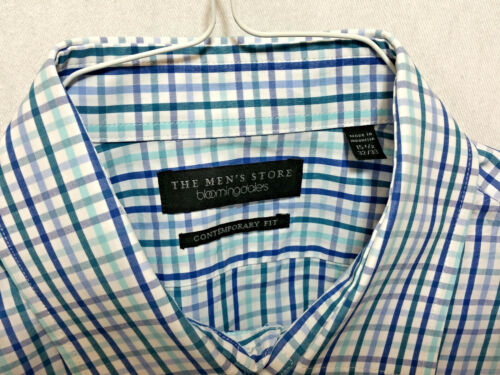 Sleeve Shirt Fit Contemporary Long Men's Store The Bloomingdales Dress FwqATZY8x