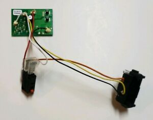 Black Decker Lst201 Trimmer Circuit Board Assembly Microswitch Battery Dock Ebay