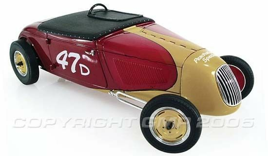 Gmp 1 18 Ford Salt Flats Roadster d Limited Ed. 1000