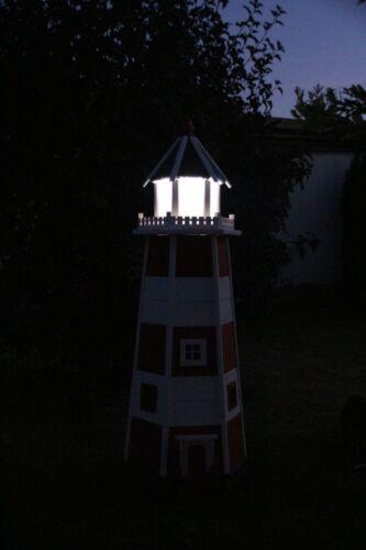 Phare Jardin en Bois Petit et Grande Egalement aussi avec Lampe Solaire