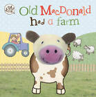 Old Macdonald Had a Farm (Little Learners Finger Puppet Book) by Parragon Book Service Ltd (Board book, 2013)