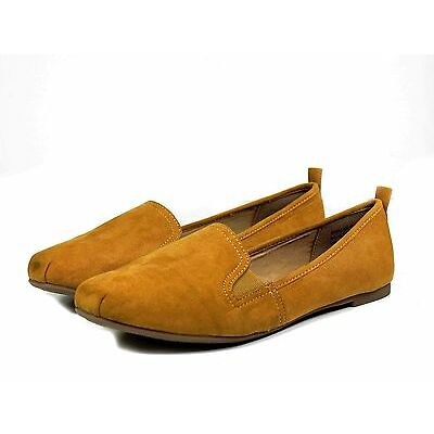 rosalba-01y New Slip On Flats Casual Comfortable Simple Cute Office Women Shoes