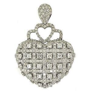 2-55ctw-ROUND-Cut-Diamond-in-14k-White-Gold-Heart-Pendant