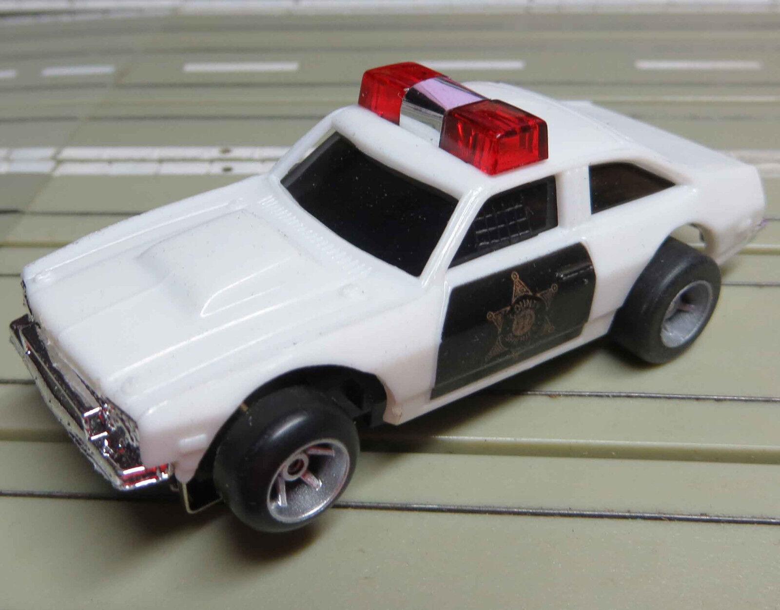 Per H0 Slotcar Racing Modellismo Ferroviario Police Von Model Iber