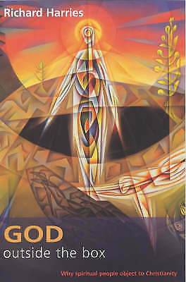 1 of 1 - God Outsided the Box, Harries, Richard, Used; Good Book