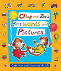 Chimp and Zee's First Words and Pictures by Laurence Anholt (Hardback, 2006)