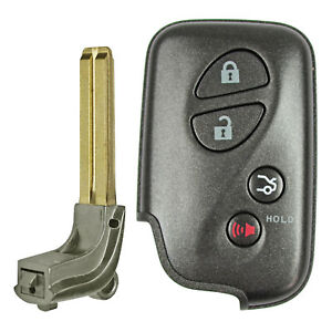 New-For-2006-2009-Lexus-IS250-Virgin-Smart-Prox-Key-Remote-Keyless-Fob-AAB-0140