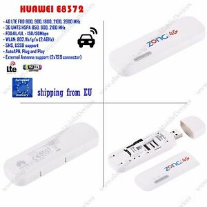 Details about Huawei E8372h-153 Unlocked Modem Router 3G 4G LTE Wireless  WiFi USB Car Android