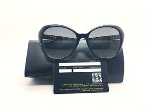 1737216911b7 Fendi Sunglasses Women FS 5348 001 Made in Italy Authentic + Case ...