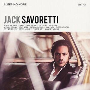 JACK-SAVORETTI-Sleep-No-More-2016-12-track-vinyl-LP-album-NEW-SEALED