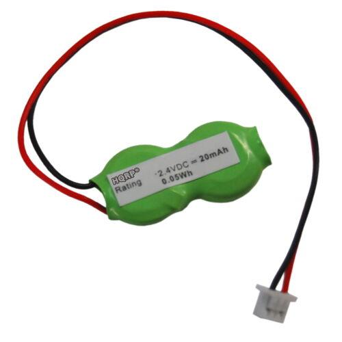 HQRP CMOS RTC Battery for Toshiba Qosmio F10 F20 Satellite S309 S301 A15-S1292